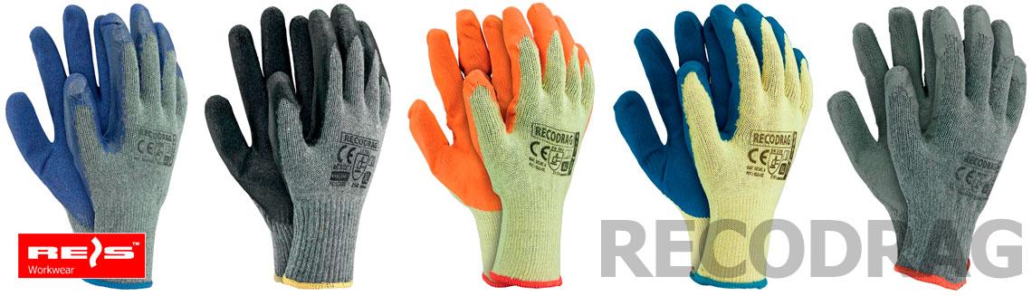 Рабочие перчатки ТМ Reis Workwear