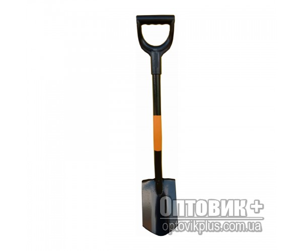 Лопата сапёрная, метал. ручка, RХline