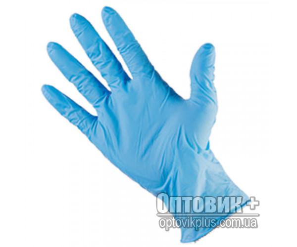 Перчатки медицинские нитриловые М  (упаковка 200 шт/100 пар)
