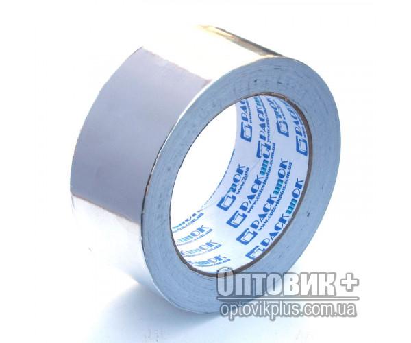 Скотч алюминиевый 45мм*40мкм*30м