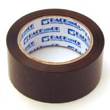 Скотч упаковочный цветной 200 (коричневый)