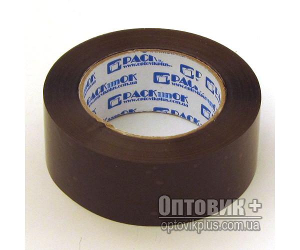 Скотч упаковочный цветной 300 (коричневый)