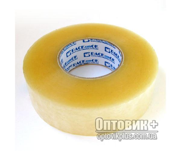 Скотч упаковочный прозрачный 1000