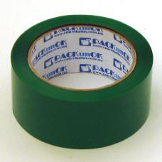 Скотч упаковочный цветной 200 (зеленый)