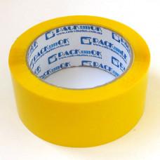 Скотч упаковочный цветной 200 (жёлтый)