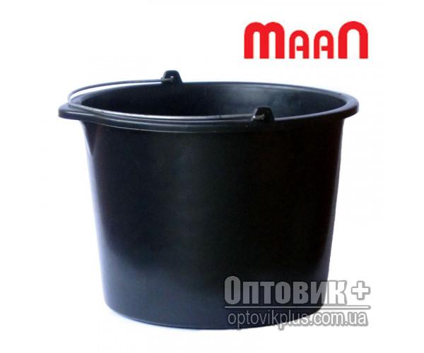Ведро строительное с носиком 12л MAAN